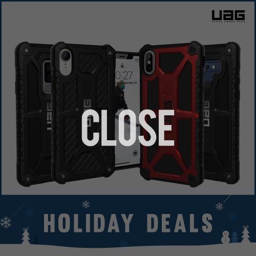 UAGCASE HOLIDAY DEALS_모나크케이스